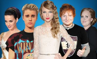 Pop Star Cutouts